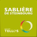 Logo SABLIÈRE Steinbourg Groupe TELLOS