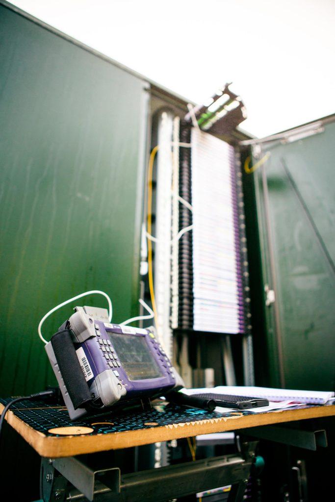 Smartfib Tellos SRO maintenance déploiement