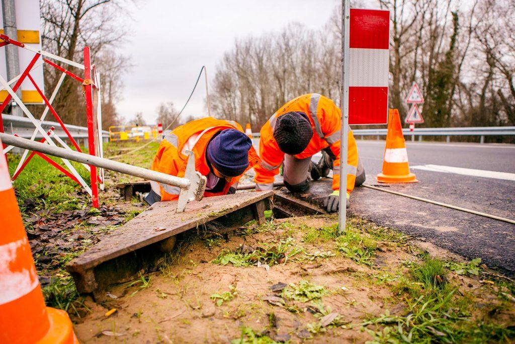 déploiement fibre optique smartfib technicien Alsace